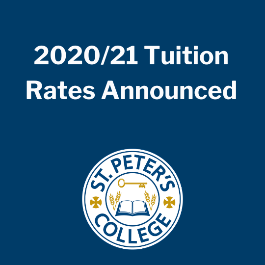 Tuition Rates 2020/21